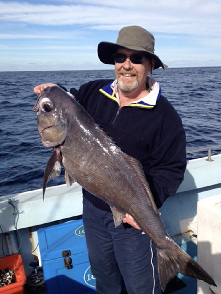 Fishfinder Deepwater Blue Eye Cod